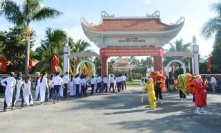 Những công trình, sự kiện mang tên Nữ tướng Nguyễn Thị Định