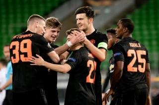 Đại thắng LASK, MU đặt một chân vào tứ kết Europa League