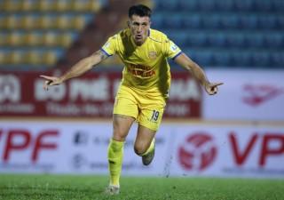 V-League 2020: Nam Định đánh bại Hà Tĩnh