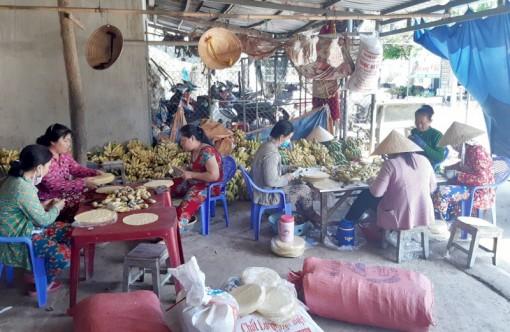 Lê Quang Rực thoát nghèo từ nghề truyền thống