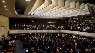 Các nghị sĩ Israel tuyên thệ tại Quốc hội khóa mới