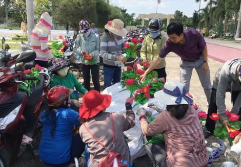 Công đoàn tích cực tham gia xây dựng huyện nông thôn mới