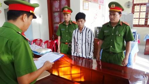 Bắt tạm giam đối tượng nghiện ma túy trộm cắp tài sản