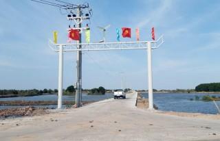 Về thăm xã an toàn khu Thạnh Hải
