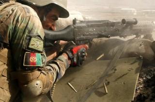Chỉ huy chủ chốt của Taliban bị tiêu diệt ở Tây Afghanistan