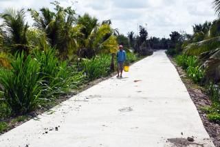 TP. Bến Tre hoàn thành nhiệm vụ xây dựng nông thôn mới
