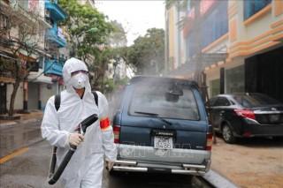 Việt Nam ghi nhận thêm 3 ca mắc COVID-19, tổng số 121 ca