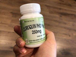 Tuyệt đối không sử dụng thuốc sốt rét để phòng Covid-19