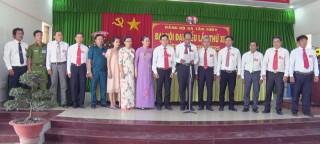 Đại hội Đảng bộ xã Tân Thủy nhiệm kỳ 2020 - 2025