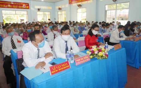 Đại hội đại biểu xã Thuận Điền nhiệm kỳ 2020 - 2025