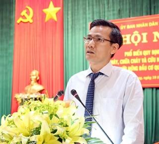 Thủ tướng bổ nhiệm Phó Chủ nhiệm Văn phòng Chính phủ