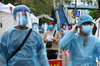 Việt Nam có thêm ba ca mắc COVID-19, 1 trường hợp là người của Công ty Trường Sinh