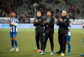 Heerenveen chia tay 5 cầu thủ, không có Đoàn Văn Hậu