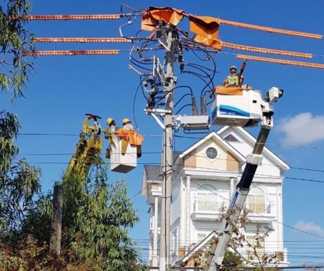 Thi công sửa chữa điện nóng (hotline)