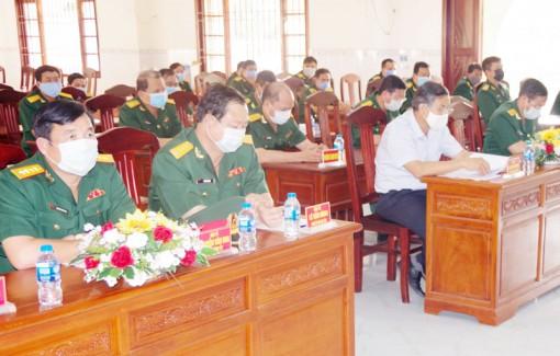 Giải thể Trường Quân sự tỉnh Bến Tre