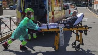 Tây Ban Nha thêm 864 ca tử vong, số ca mắc Covid-19 vượt mốc 100.000