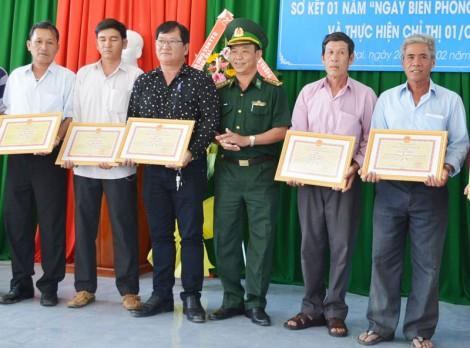 Bảo vệ vững chắc chủ quyền lãnh thổ, an ninh biên giới quốc gia