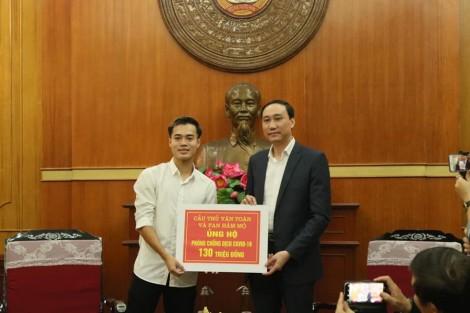 Cầu thủ Việt và trách nhiệm với xã hội