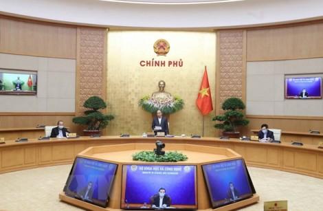 Thủ tướng: Quyết tâm phấn đấu không để nền kinh tế bị đổ gãy
