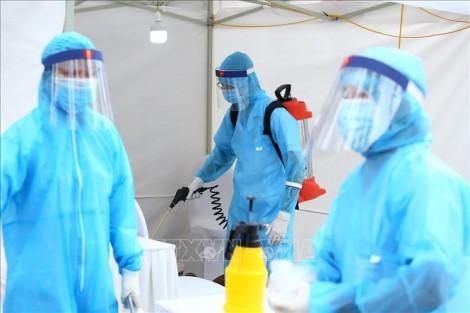 Việt Nam có thêm 4 trường hợp mắc COVID-19, nâng tổng số ca lên 222