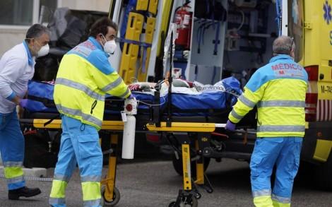Gần 1.000 người tử vong vì Covid-19 trong một ngày tại Tây Ban Nha