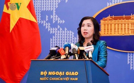 Bộ Ngoại giao phản đối vụ tàu hải cảnh Trung Quốc đâm chìm tàu cá Việt Nam