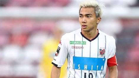 Ngôi sao đắt giá nhất lịch sử bóng đá Thái Lan muốn sang châu Âu thi đấu