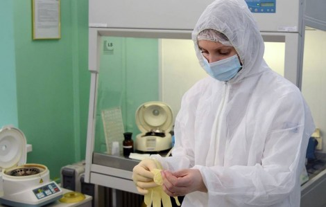 Nga có thể thử nghiệm vaccine SAR-Cov2 trên người vào tháng 6