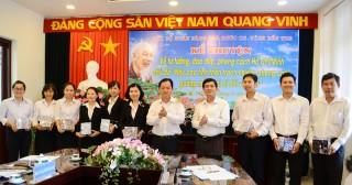 Đảng bộ Khối Cơ quan - Doanh nghiệp tỉnh học và làm theo Bác