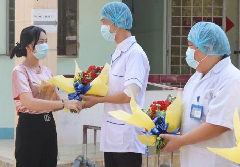 Bệnh nhân mắc Covid-19 tại tỉnh đã xuất viện