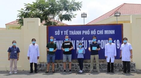 Ngày 7-4-2020, cả nước có 27 bệnh nhân mắc COVID-19 được công bố khỏi bệnh