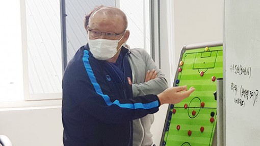 Ông Park tính 'khai tử' tiền đạo cánh ở đội tuyển Việt Nam