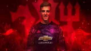 Man United chính thức có được thủ môn mới