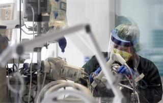 Tình hình dịch COVID-19 ở châu Âu: Đức có hơn 100.000 ca nhiễm