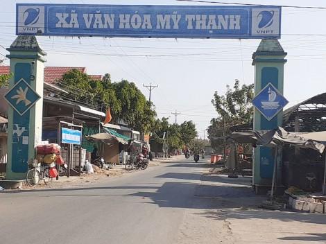 Mỹ Thạnh quyết tâm xây dựng xã nông thôn mới
