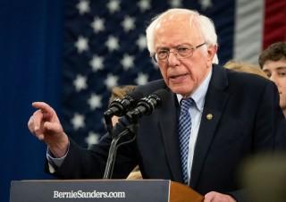 Ông Bernie Sanders rút lui khỏi cuộc chạy đua vào Nhà Trắng