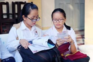 Điều chỉnh thời gian, chương trình năm học 2019-2020