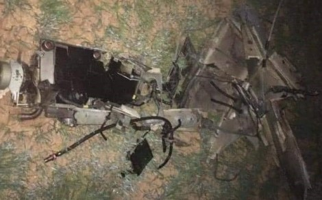"""Quân đội quốc gia Libya """"bắn rơi"""" ba máy bay Thổ Nhĩ Kỳ"""