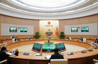 Thủ tướng chủ trì họp Thường trực Chính phủ về chống dịch COVID-19