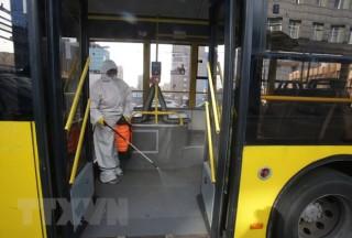 COVID-19: Ukraine, Nga có thêm hàng loạt ca nhiễm virus SARS-CoV-2 mới