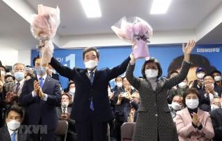 Kết quả sơ bộ bầu cử Quốc hội Hàn Quốc: Đảng cầm quyền thắng lớn