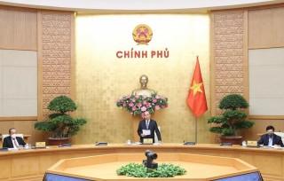 Kết luận của Thủ tướng tại cuộc họp Chính phủ về phòng, chống COVID-19