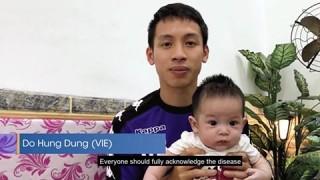 Ứng cử viên Quả bóng vàng Việt Nam 2019 cùng AFC tuyên truyền chống Covid-19