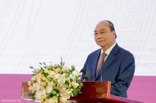 Thủ tướng dự khai trương 2 sản phẩm công nghệ giúp phòng chống COVID-19