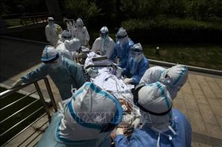 Trung Quốc tiếp tục ghi nhận thêm hàng chục ca nhiễm SARS-CoV-2