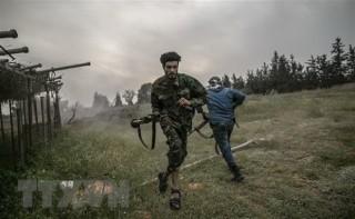 Quân chính phủ Libya tấn công quân đội miền Đông, tiêu diệt 8 tay súng