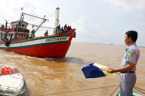 Chỉ đạo về chống khai thác thủy sản bất hợp pháp