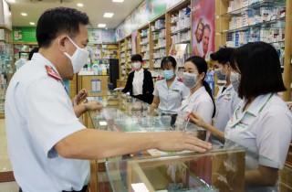 Kiểm tra hoạt động kinh doanh thuốc, trang thiết bị y tế