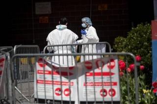 Diễn biến dịch COVID-19 tới 6h sáng 26-4-2020: Thế giới có trên 2,9 triệu ca mắc; trên 202.000 ca tử vong