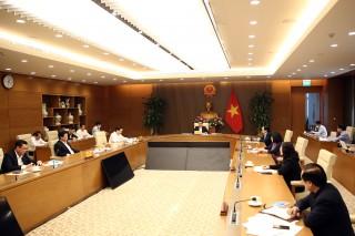 Phó Thủ tướng chủ trì họp bàn công tác tuyển sinh ĐH-CĐ
